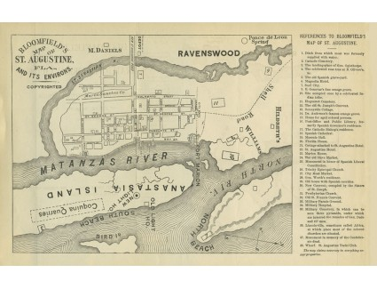 St. Augustine, 1884, Bloomfield