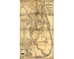 Florida, 1891, Jacksonville, Tampa & Key West Rail System