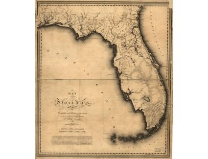 Florida, 1823, Vignoles