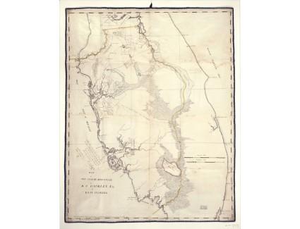 East Florida, 'Lands Belonging to R.S. Hackley, Esq'
