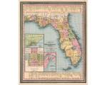 Florida, 1850, Thomas, Cowperthwait & Company