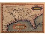 Florida, 'La Florida', 1584, Ortelius