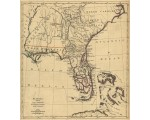 North America & the West Indies, 1768, Jefferys