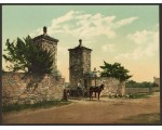 City Gate, St. Augustine 1898