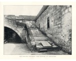 Fort Marion,  Stairway