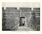 Fort Marion, Entrance