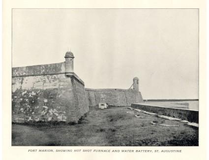 Fort Marion, Hot Shot Furnace