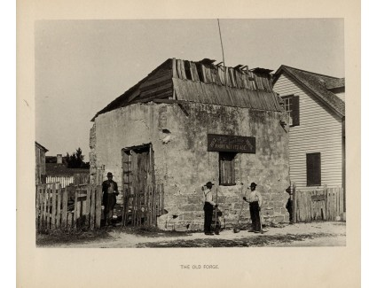 The Old Kings Forge