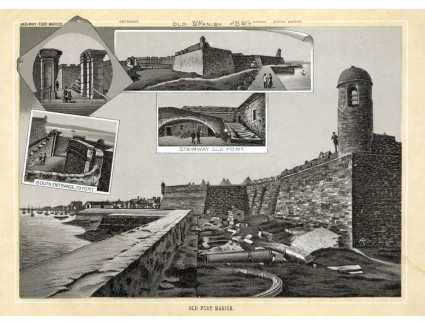 Fort Marion,  Collage