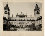 Ponce de Leon Hotel; Courtyard