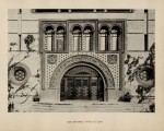 Ponce de Leon Hotel; Entrance