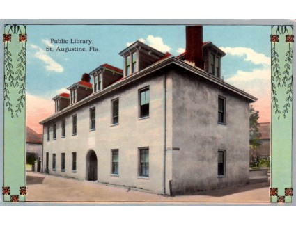 Historical Society Library