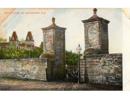 City Gate, St. Augustine