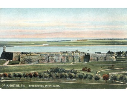 Fort Marion, St. Augustine