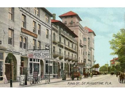 King Street, St. Augustine