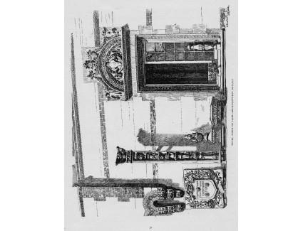 Ponce de Leon Hotel; Architectural Details