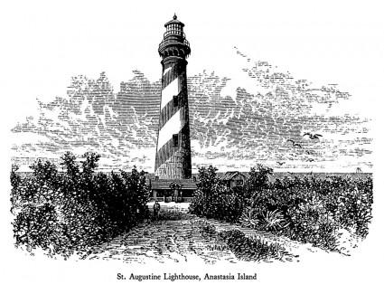 St. Augustine Lighthouse on Anastasia Island